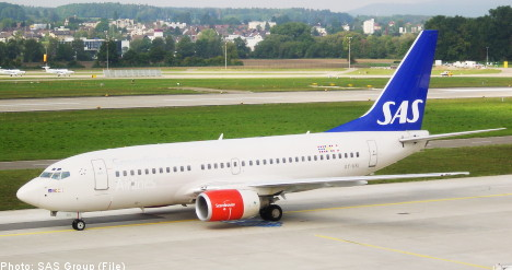 SAS in last minute bid to avoid collapse: report