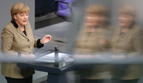 Merkel: Greek bailout deal possible on Monday