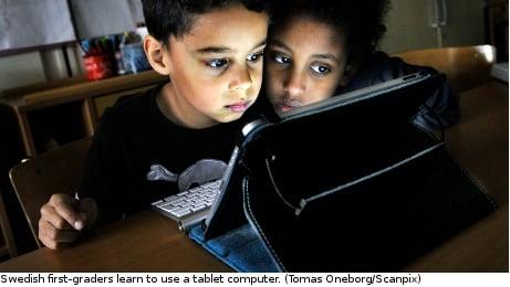 Swedish children need to study more: minister