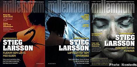 'Millennium' books keep making millions