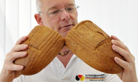 Brezel ban for bug-ridden Bavarian bakery
