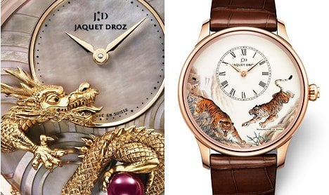 Swiss watchmakers find more time for China