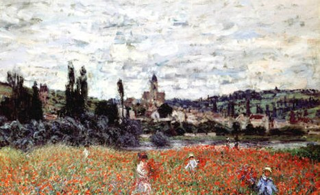 Former owners claim Monet in Swiss museum