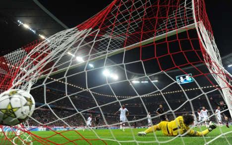 Bayern bash lowly Lille