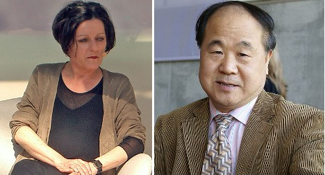 Nobel laureate slams Mo Yan literature award