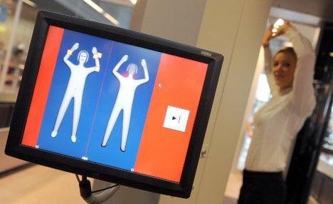 Frankfurt airport deploys full-body scanners