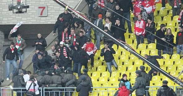 Booze ban set for risky football matches