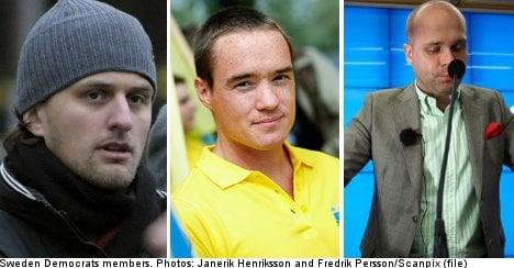 Sweden Democrat hate speech probe dropped