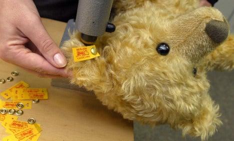 Portuguese teddy bear makers plead with Merkel