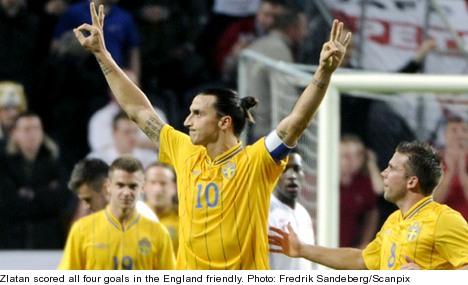 Praise aplenty for Zlatan after 'best goal ever'