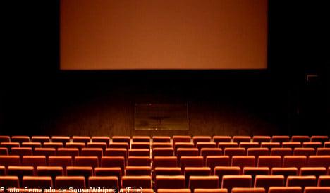 Bleak future for Swedish cinemas: expert