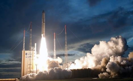 New European rocket to be Ariane 5 upgrade