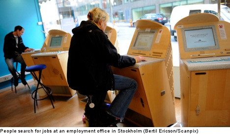 Layoffs double in Sweden as pessimism rises