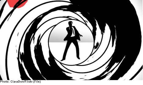 Säpo avoids fine for James Bond party