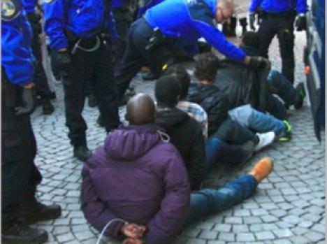 Police crack down on Lausanne drug dealers