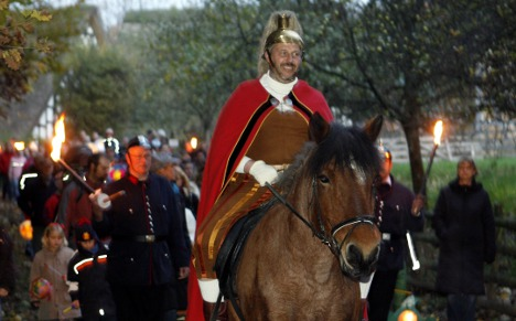 Stricter rules mean no pony for St Martin