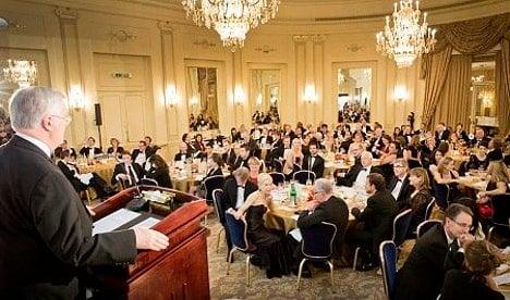 SkyWork Airlines wins British-Swiss biz award