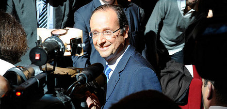 Hollande: Being President is tough