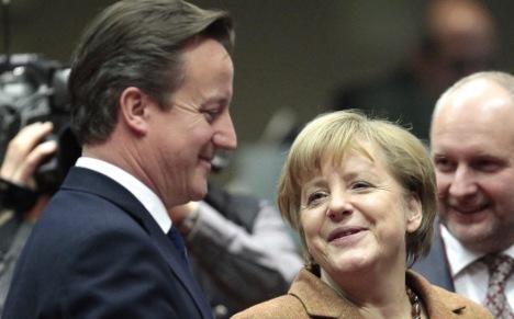 Merkel keeps UK close as EU budget talks fail