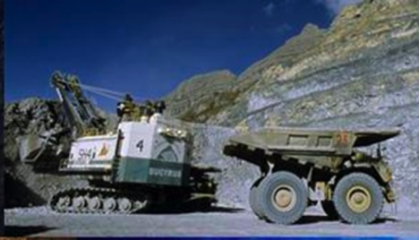 Xstrata seeks shake-up at troubled Lonmin