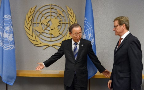 Germany gets on UN Human Rights Council