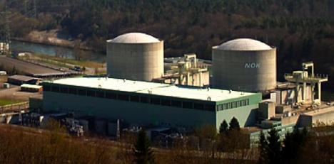 Defect triggers Beznau nuclear shutdown