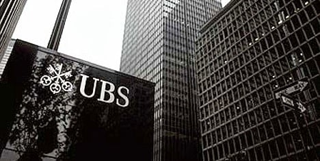 UBS faces $1-billion fine for rate rigging: report
