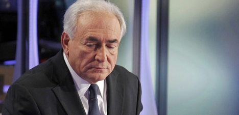 DSK settles with New York maid