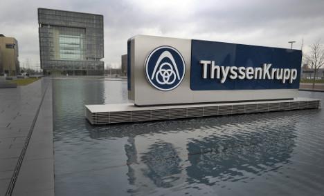 ThyssenKrupp posts massive €4.7 billion loss