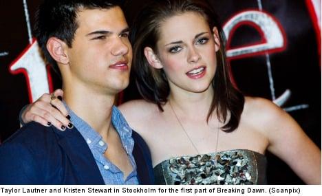 Twilight fans' blood boils as Swedish age limit upheld