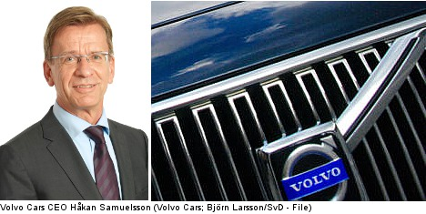 CEO: 'very difficult' for Volvo Cars to avoid loss