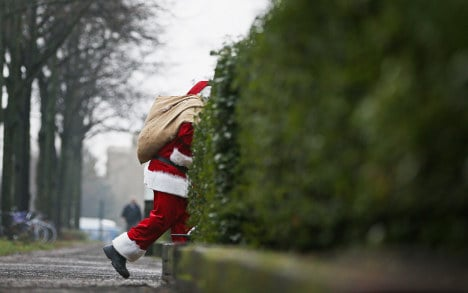 Warm weather wipes out white Christmas wishes