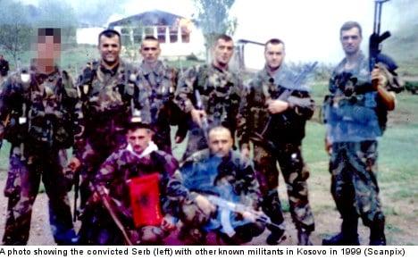 Swedish court quashes Serb war crime verdict
