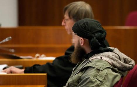 Salafist video threatens to take German hostages