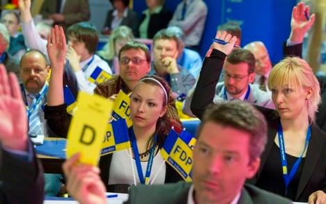 FDP membership in 'vicious downward spiral'
