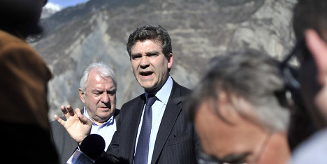 France could nationalize Rio Tinto plant