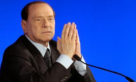 Berlin bats back Berlusconi barbs