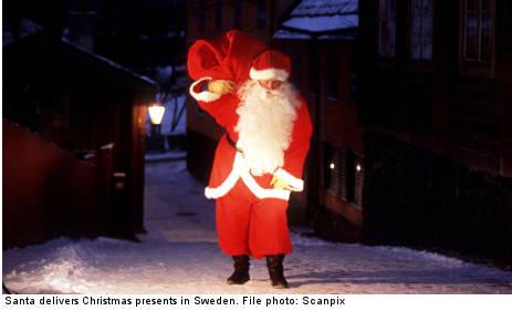 Santas for hire keep kids believing