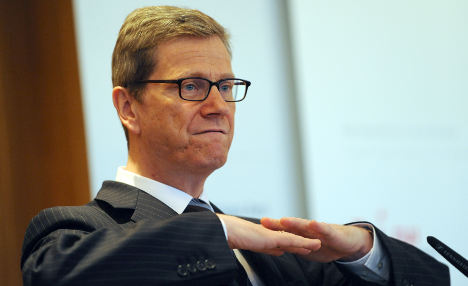 Westerwelle: Cyprus must reform for bailout