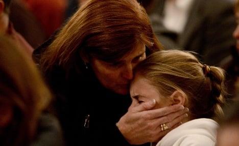 Merkel 'deeply saddened' by US massacre