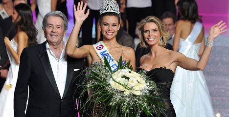 Miss France slammed for being 'white as snow'