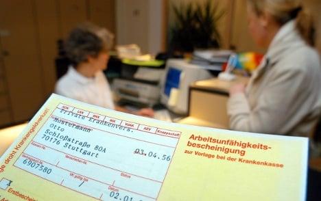'Too sick to work' teacher rakes in Swiss cash