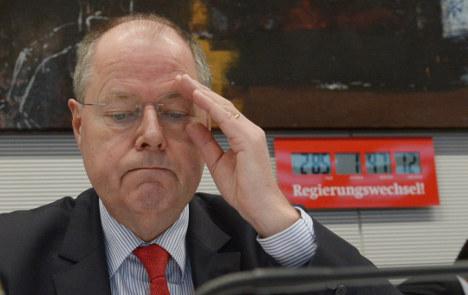 Steinbrück pressured over law firm payments