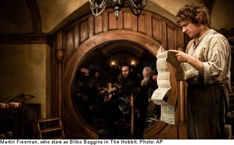 'Noble' Swede: Hobbit dwarf stole my name