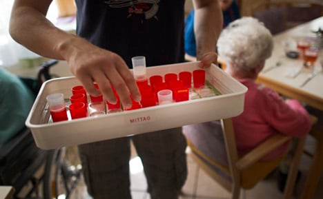 Half of Germans prefer suicide to nursing care