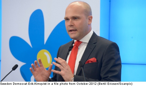 'You won't get rid of me': Almqvist