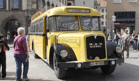 Deutsche Post and ADAC plan bus network