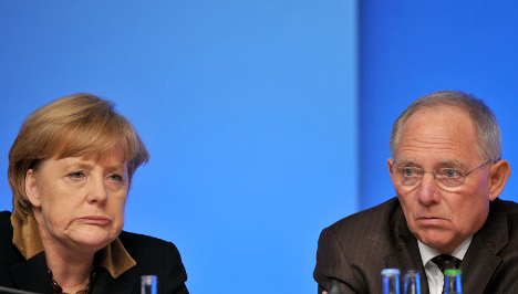 Schäuble: Worst of the euro crisis 'behind us'