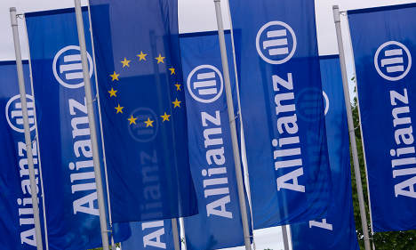 Allianz pays $12.3 million corruption fine