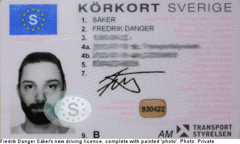 Licensed joker: 'Danger is my middle name'